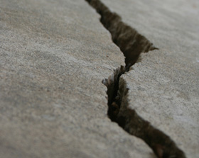 Foundation Repair Michigan - Wall Cracks, Bowed Walls, Crack Injection - Now Dry - foundation-damage